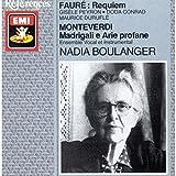 Requiem / Madrigaux