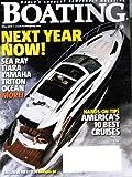 Boating Magazine May 2008 - Tiara 5800; Marquis 50; Ocean 37; Triton 301; Sea Ray 300; Yamaha 212