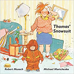 Image result for thomas snowsuit