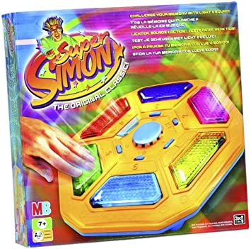 Hasbro Super Simon: : Spielzeug