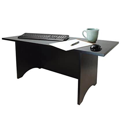 TALL Speedy Stand Up Portable Desk   Dark Red Cocoa 29324RC