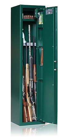 Elite Armario Forte Master 5 Armas + baúl: Amazon.es: Deportes y aire libre