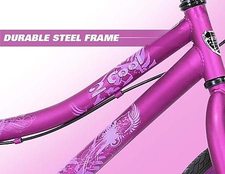 "Kent BMX Bike Girls 20/"" Wheels Satin Purple"