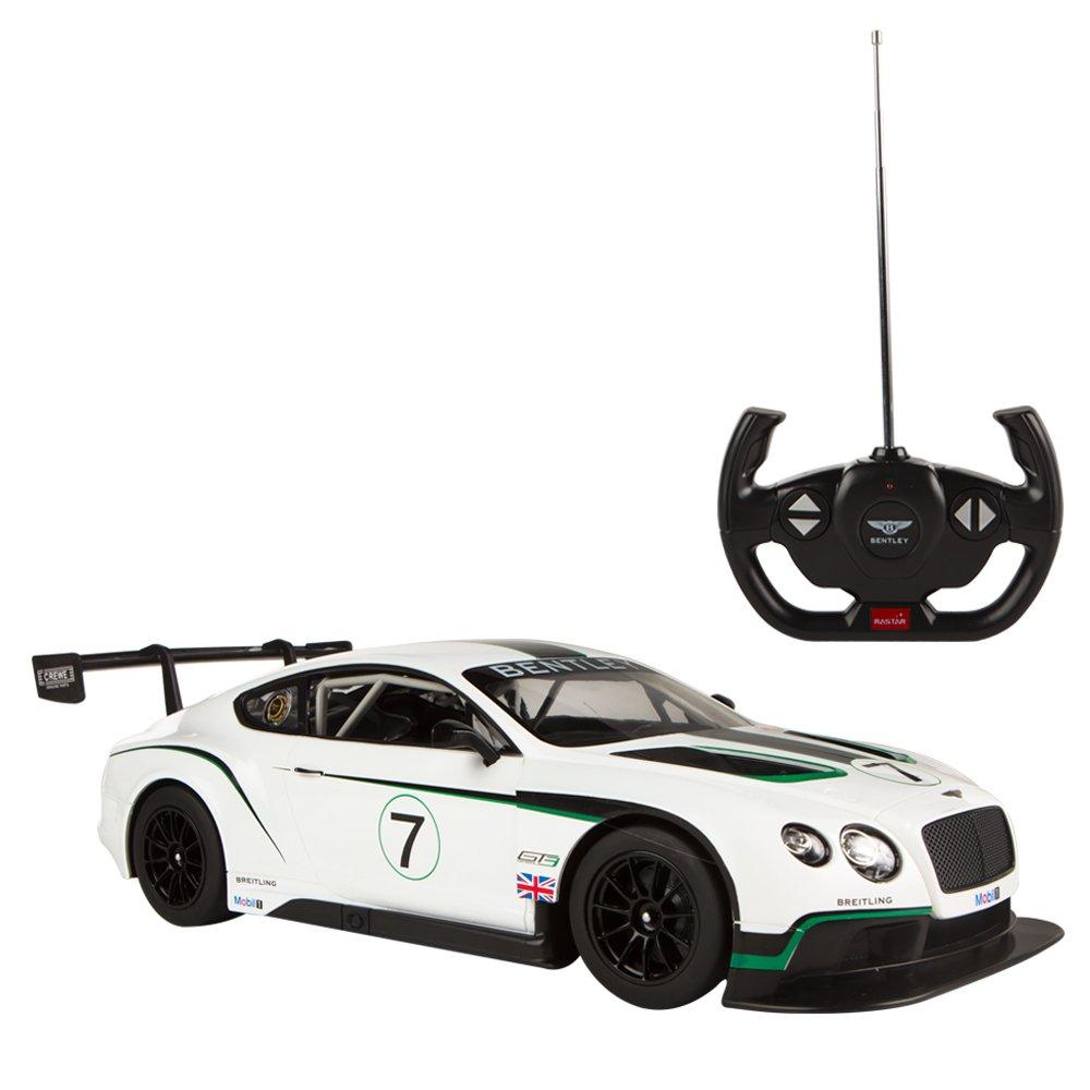 Bentley Rastar Coche radio control 1:14 41127