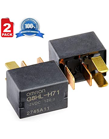 AC Relay Micro Iso 4 Pin 12V G8HL-H71 for Honda Accord Civic Crosstour CR