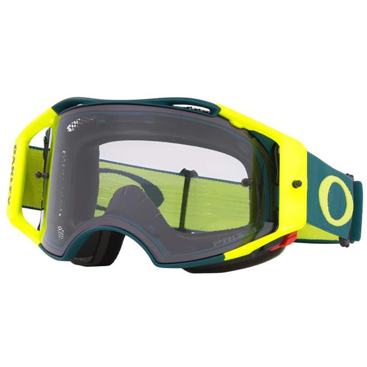 Oakley Airbrake Men's MTB Off-Road Cycling Goggles - Balsam Retina/Prizm Low Light/One Size