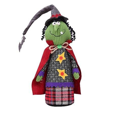 Footprintse Adornos de Halloween Decoraciones de Halloween Juego ...