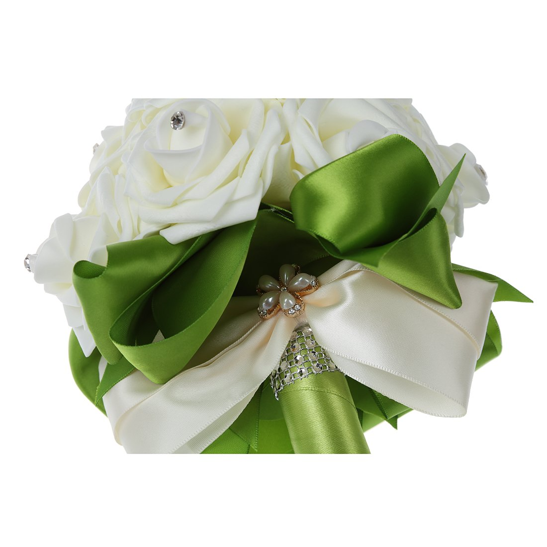 Amazon Toogoor Beautiful Wedding Bouquet Bridal Bridesmaid