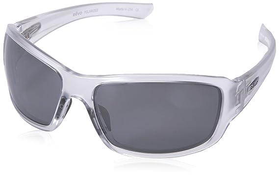 c8bc13c1e3 Revo Unisex RE 4057X Cruze Wraparound Polarized UV Protection Sunglasses  Wrap