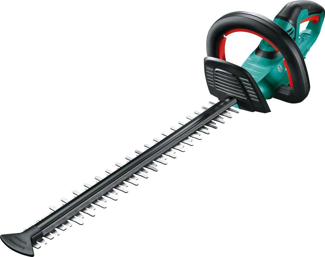 Bosch 0600849F02 Cortadora de setos telescópica sin cable AHS 50-20Li (sin batería, en una caja), 45 W, 18 V, Verde