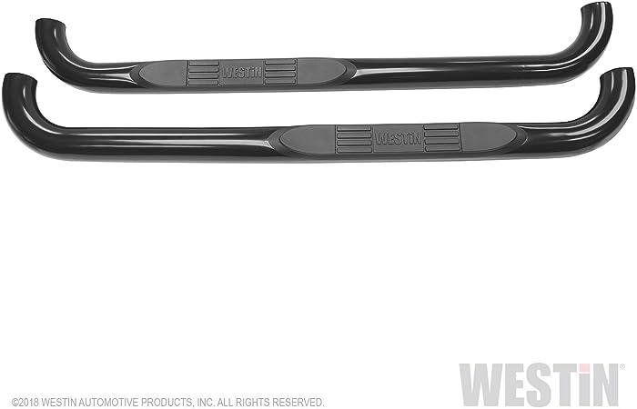 Westin 23-0505 E-Series Black Side Steps