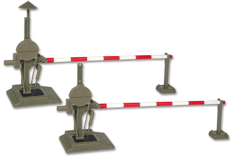 Viessmann 5100 - H0 Vollautomatische Bahnschranke: Amazon.de: Spielzeug