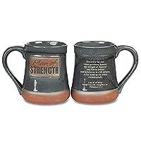 Abbey Press Man of Strength Pottery Mug