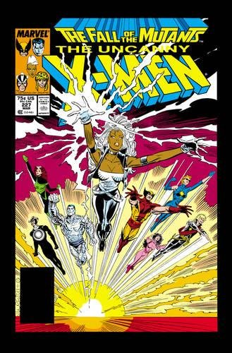 X-Men: Fall of the Mutants - Volume 1 [Chris Claremont - Peter David - Louise Simonson] (Tapa Blanda)
