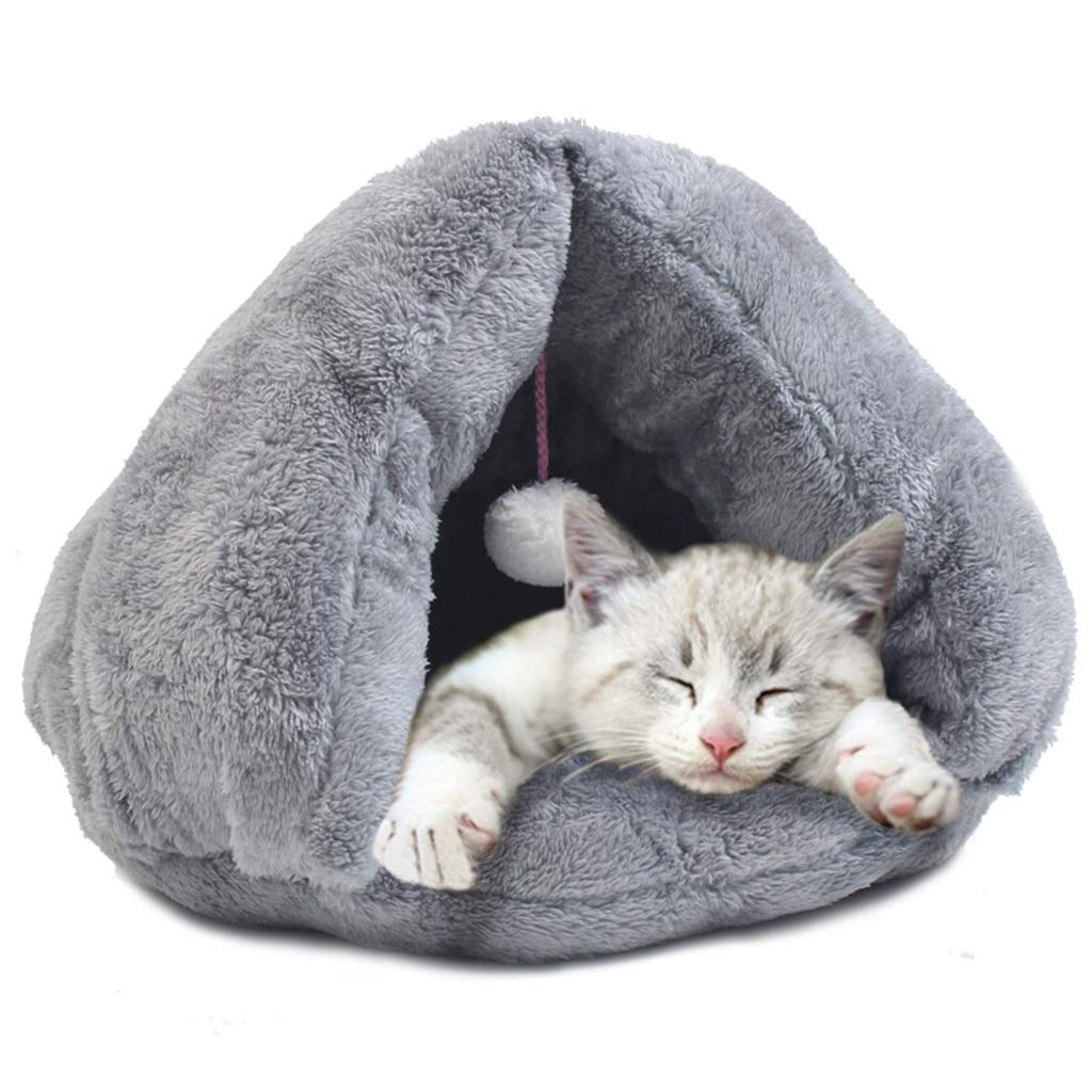 1  50cm45cm 1  50cm45cm DSADDSD Pet House Kennel Cat Litter Sleeping Bag Cushion Comfortable Four Seasons Available Pet Supplies (color   1 , Size   50cm45cm)