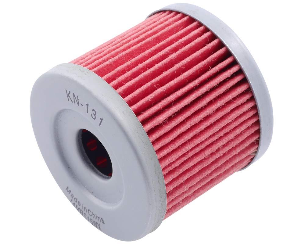 /Ölfilter K/&N KN131 f/ür Hyosung XRX 125 RX D Enduro