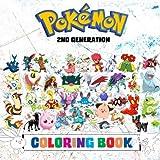 Pokémon Coloring Book - 2nd Generation: Superb
