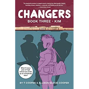 Changers Book Three Kim