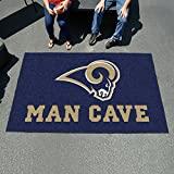 St Louis Rams Man Cave UltiMat Rug 60''x96'' - FAN-14374
