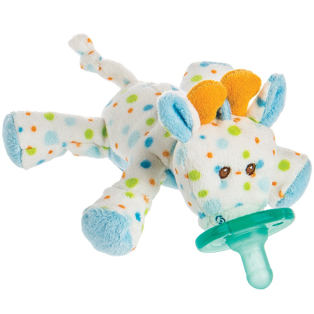 Mary Meyer Wubbanub Little Stretch Giraffe - 1 Count
