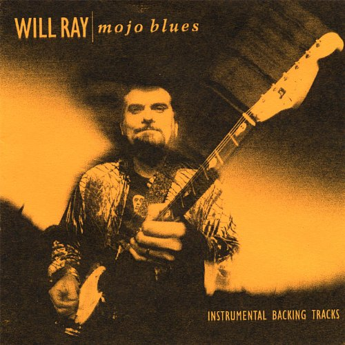 Blues Backing Tracks (Mojo Blues Jam Trax - Instrumental Backing Tracks)