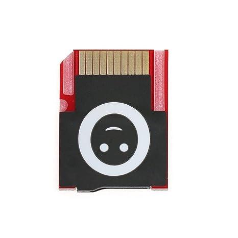 Hzjundasi Juegos Memoria Tarjeta Adaptador para PS Vita Henkaku ...
