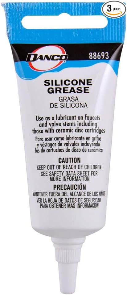 New Waterproof Food Grade Silicone Lubricant Grease for O Rings Faucet Plumber,