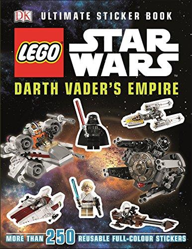 Lego Star Wars Darth Vader's Empire Ultimate Sticker Book (Ultimate Stickers)
