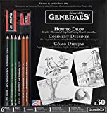 General Pencil How To Draw Kit (30GP)