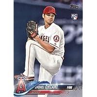 $49 » 2018 Topps Series 2#700 Shohei Ohtani Los Angeles Angels Rookie Baseball Card…