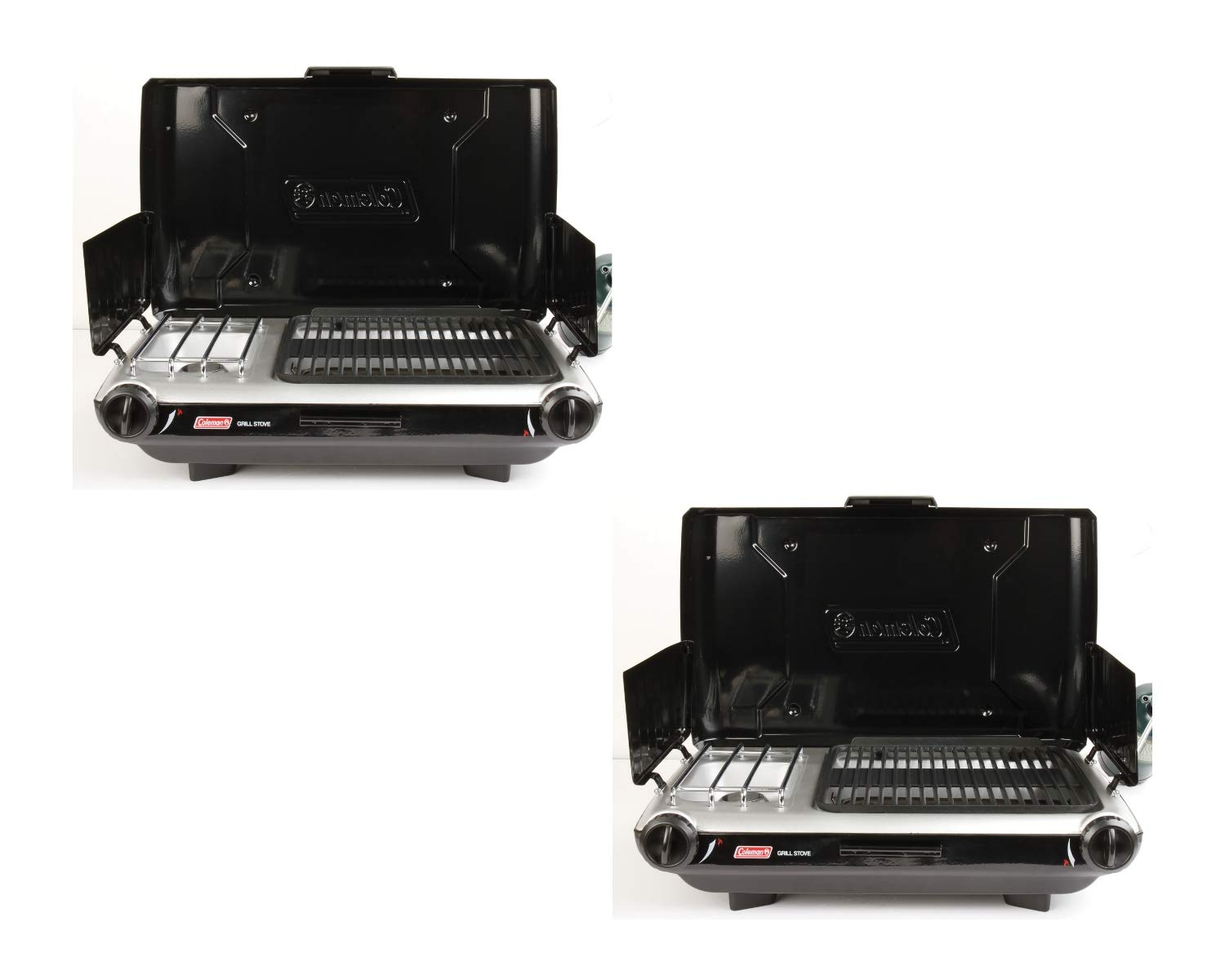 Coleman Camp Propane Grill/Stove (2 Count, Grill/Stove)