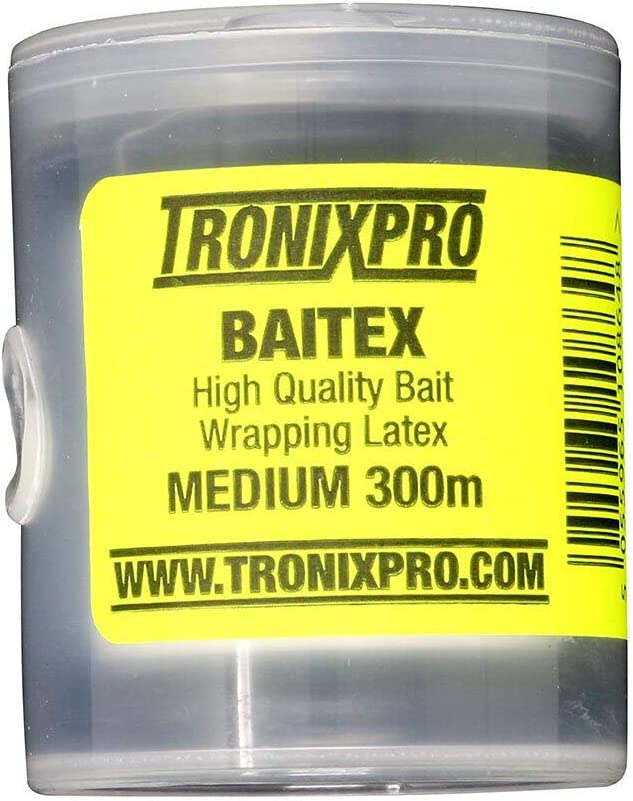 Tronixpro Baitex fein mittel 300m elastisch im Kanister schwer