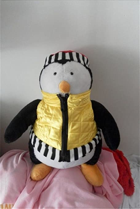 Amazon.com: TV Character Toys Joeys Friend HUGSY PENGUIN Rachel Plush Toy Stuffed Doll 18