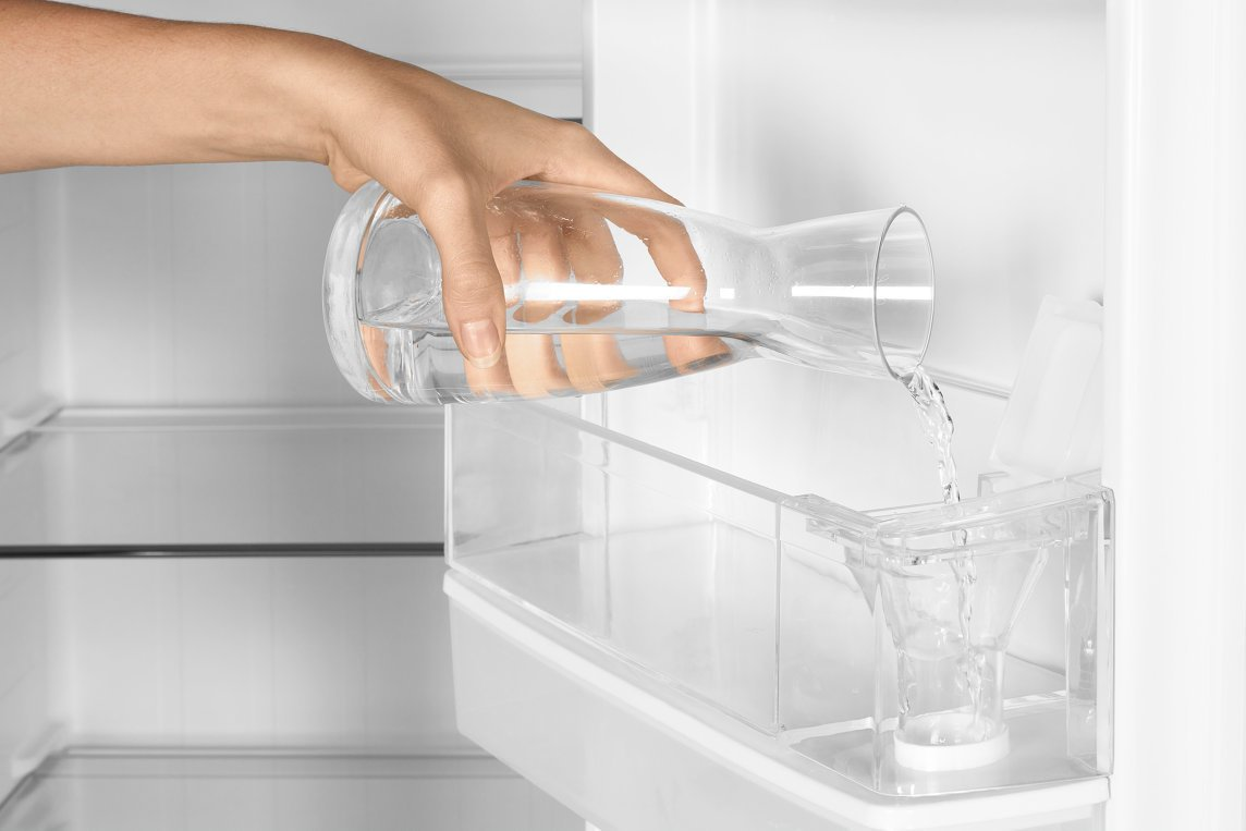 Side By Side Kühlschrank Kindersicherung : Medion md side by side kühl und gefrierschrank liter