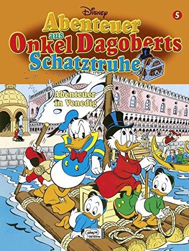 Abenteuer aus Onkel Dagoberts Schatztruhe 05: Abenteuer in Venedig