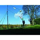 Open Goal Soccer Rebounder/Goal/Backstop ALL IN ONE (Standard)