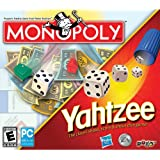 Yahtzee / Monopoly (Jewel Case)