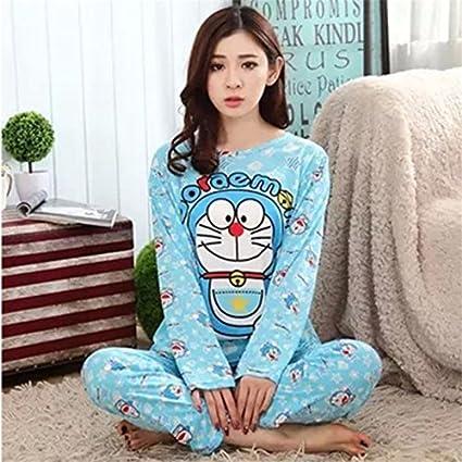 MH-RITA Pajama mayorista establece manga larga de mujer ropa para dormir, el otoño