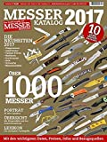 Messer Katalog 2017: Eine Sonderausgabe von MESSER MAGAZIN