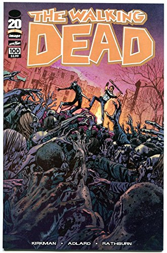 WALKING DEAD #100, NM, Zombies, Horror, Robert Kirkman, 2003,more WDs in store -