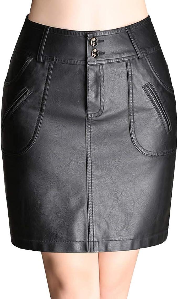 DISSA FS366 - Falda para lápices (tamaño Grande, Piel sintética ...