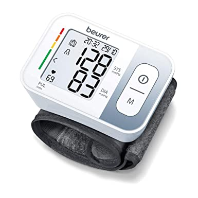 Amazon.com: Beurer - Wrist Blood Pressure Monitor Beurer BC-28 White ...