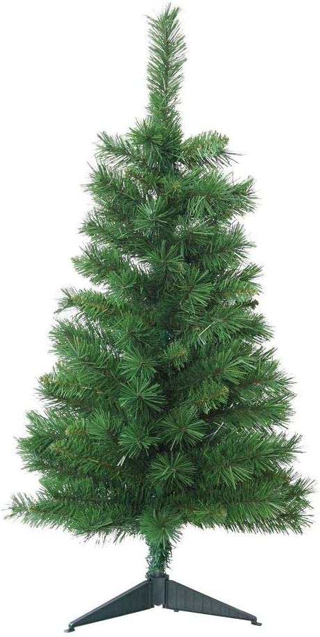 Home Accents Holiday 3 ft. Un-Lit Tacoma Pine Tree