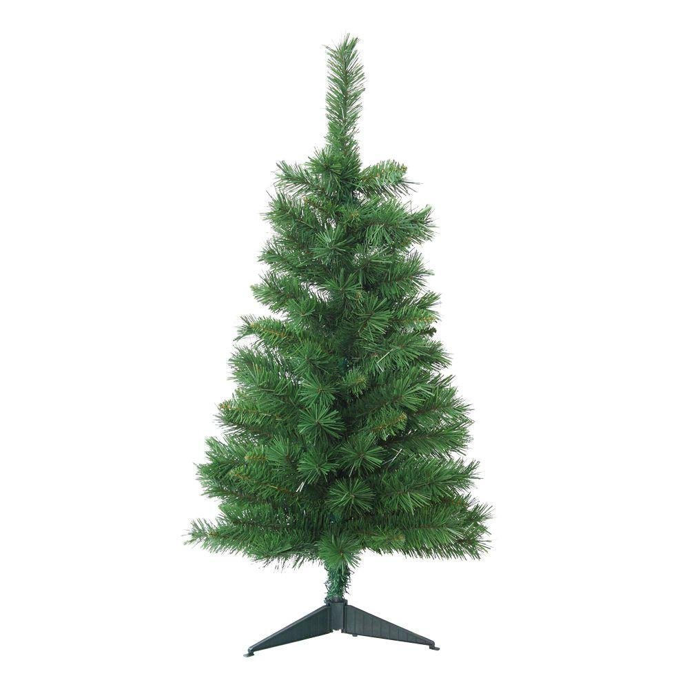 3 ft. Tacoma Pine Artificial Christmas Tree