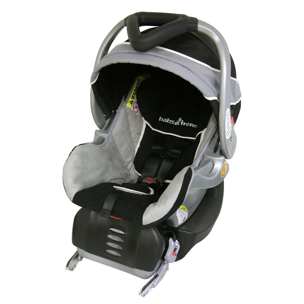 Amazon Baby Trend Flex Loc Infant Car Seat Carbon Rear Facing Child Safety Seats