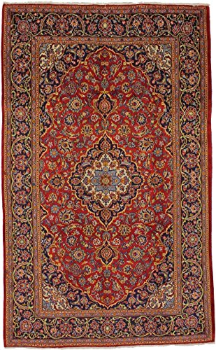 - Traditional Handmade S Antique Kashan Persian Style Rug Oriental Area Carpet 6'6X11