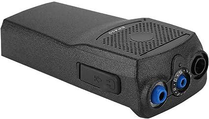 Estuche Walkie Talkie, Carcasa a Prueba de Polvo de reemplazo de Radio bidireccional Walkie Talkie para Motorola Ep450: Amazon.es: Electrónica