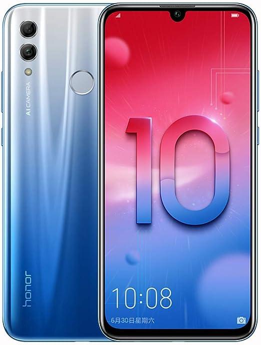 HONOR 10 Lite - Smartphone (3 GB de RAM, 64 GB de ROM, pantalla FHD de 2340 x 1080p, cámara frontal de 24 Mpx, Android 9.0, versión mundial): Amazon.es: Electrónica