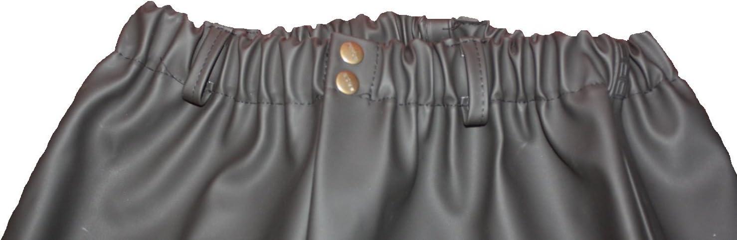 Angelhosen Brand change to:PROS//3Kamido Watstiefel Angeln Taille Wathose Schwarz Angeln Hosen 46 EU - 11.5 UK