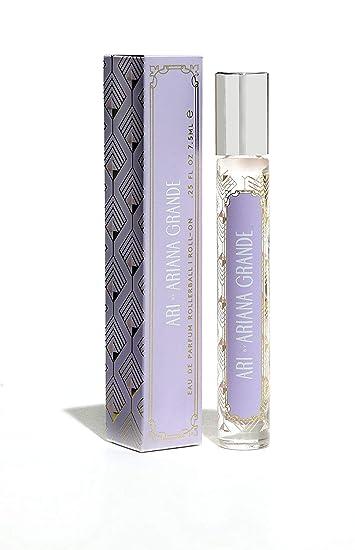 Amazoncom Ariana Grande Ari Eau De Parfum Rollerball 025 Fluid